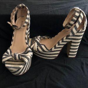 Opened Toed Heels